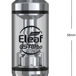 Gs Turbo atomizer - Eleaf