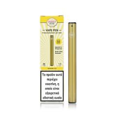 Dinner Lady Banana Ice Disposable Vape Pen 20Mg 1.5ml