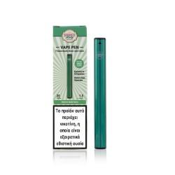 Dinner Lady Fresh Menthol Disposable Vape Pen 20Mg 1.5ml