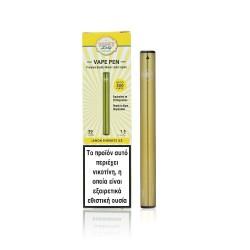 Dinner Lady Lemon Sherbets Ice Disposable Vape Pen 20Mg 1.5ml