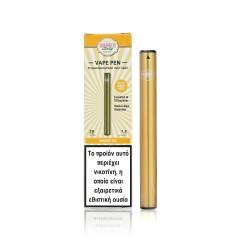 Dinner Lady Mango Ice Disposable Vape Pen 20Mg 1.5ml