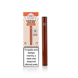 Dinner Lady Tropic Chill Disposable Vape Pen 20Mg 1.5ml