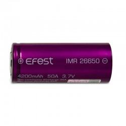 Efest 26650 4200mah IMR