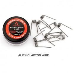 Rofvape Alien Prebuilt Wire 0.45ohm 0.30.8 32GA 10pcs