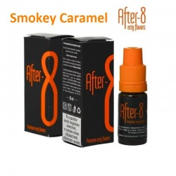 After-8 Smokey Caramel 10ml