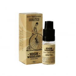 Aromatico Tobacco 10ml By High Wheelers