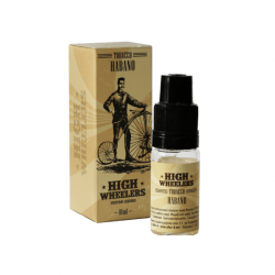 Habano Tobacco 10ml By High Wheelers
