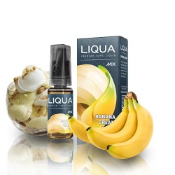 Banana Cream 10ml By Liqua