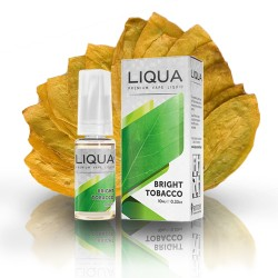 Bright Tobacco 10ml By Liqua