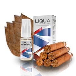 Cuban Cigar 10ml By Liqua