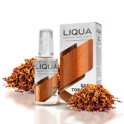 Dark Tobacco 10ml By Liqua