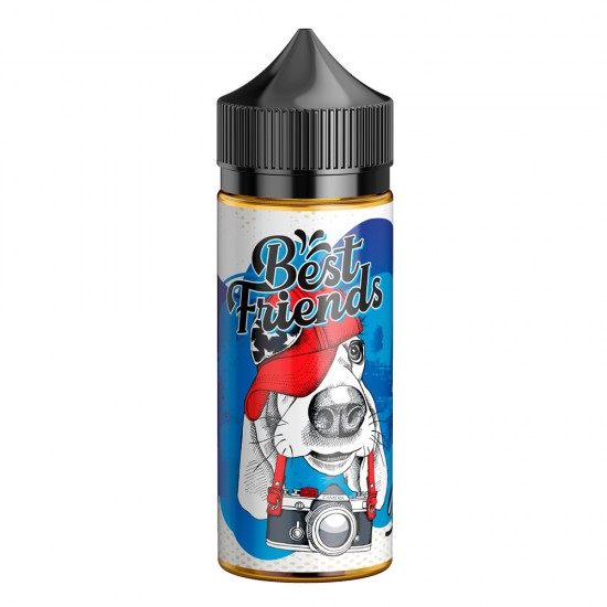 Best Friends Ben 25ml/100ml bottle flavor