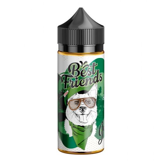 Best Friends Jeff 25ml/100ml bottle flavor