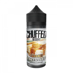 Chuffed Dessert - Caramel Cheesecake 100ml/120ml Shortfill