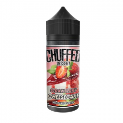 Chuffed Dessert - Cheesecake Strawberry 100ml/120ml Shortfill