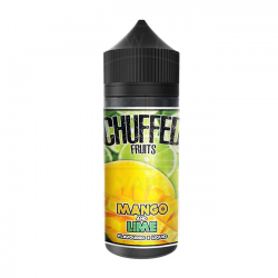 Chuffed Fruits - Mango and Lime 100ml/120ml Shortfill