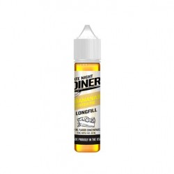 Bananas Foster Pie 20/60ml Flavor shot Late Night Diner