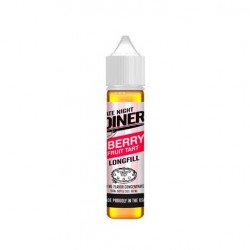 Berry Fruit Tart 20/60ml Flavor shot Late Night Diner