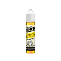 Lemon Meringue Pie 20/60ml Flavor shot Late Night Diner