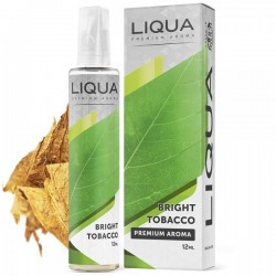 Bright Tobacco 12ml/60ml By Liqua
