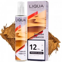 Turkish Tobacco 12ml/60ml By Liqua