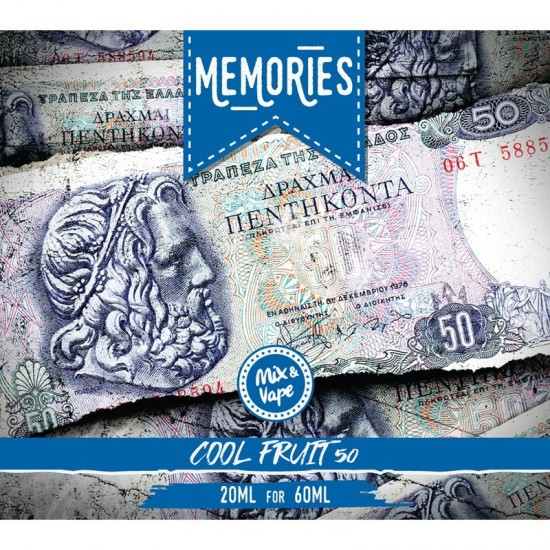 Cool Fruit 20ml/60ml Memories 50