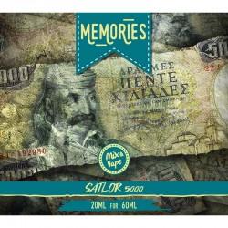 Sailor 20ml/60ml Memories 5000