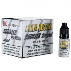Mad Juice Base 10ml  50/50 20mg