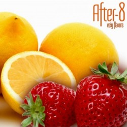 Lemon Strawberry Flavour 10ml By After-8
