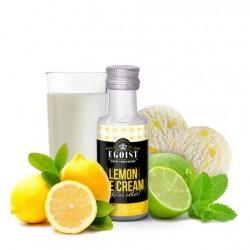 Lemon Ice Cream Flavor 20ml By Egoist