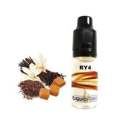 RY4 Flavor 10ml By Eliquid France