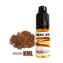 KML Tobacco Flavor 10ml By Eliquid France