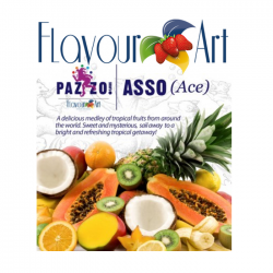 Pazzo Ace Flavour 10ml By Flavour Art (Rebottled)