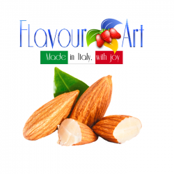 Almond Flavour 10ml By Flavour Art (Rebottled)