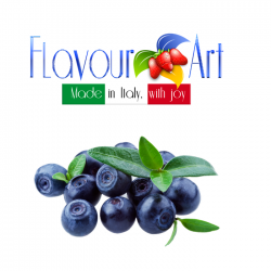 Bilberry Flavour 10ml By Flavour Art (Rebottled)