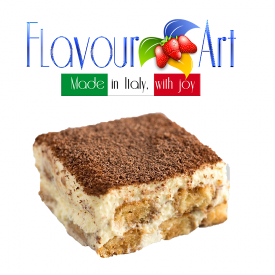 Booster (Tiramisu) Flavour 10ml By Flavour Art (Rebottled)
