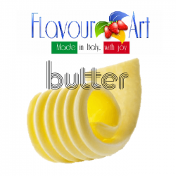 Butter Flavour 10ml By Flavour Art (Rebottled)