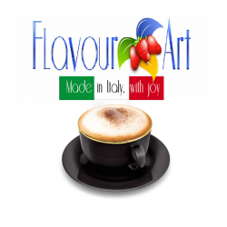 Cappuccino Flavour 10ml By Flavour Art (Rebottled)