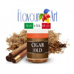Cigar Old Flavour 10ml By Flavour Art (Rebottled)