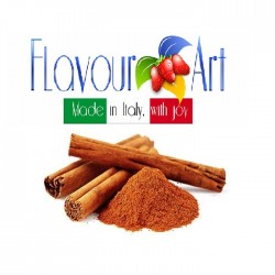 Cinnamon Ceylon Flavour 10ml By Flavour Art (Rebottled)