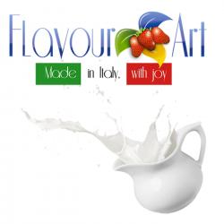 Cream fresh Flavour 10ml By Flavour Art (Rebottled)