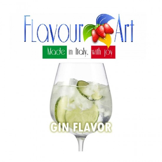 Gin Flavour 10ml By Flavour Art (Rebottled)