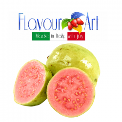 Guava Flavour 10ml By Flavour Art (Rebottled)