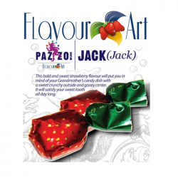 Pazzo Jack Flavour 10ml By Flavour Art (Rebottled)