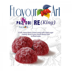 Pazzo King Flavour 10ml By Flavour Art (Rebottled)
