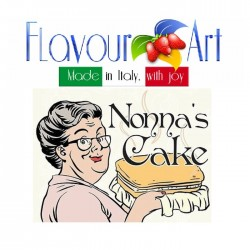 Nonna's cake Flavour 10ml By Flavour Art (Rebottled)