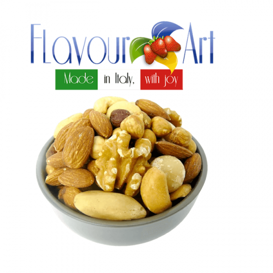 Nut mix Flavour 10ml By Flavour Art (Rebottled)