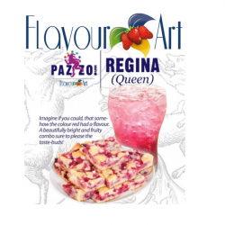 Pazzo Queen Flavour 10ml By Flavour Art (Rebottled)