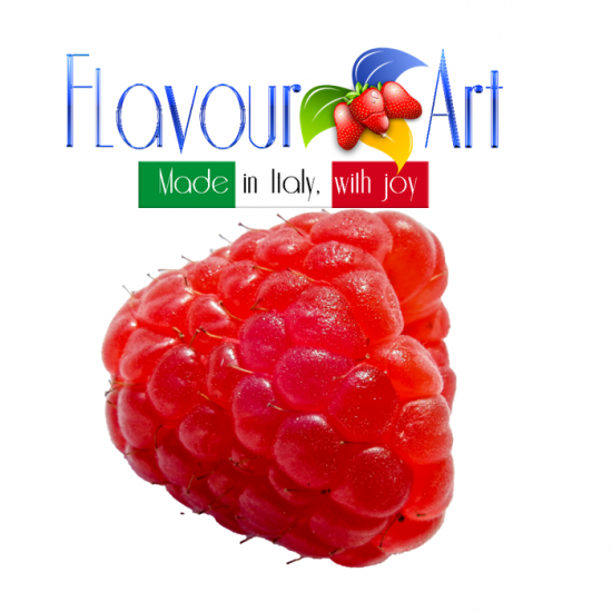 Raspberry Flavour 10ml By Flavour Art (Rebottled)