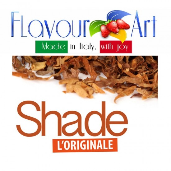 Shade Flavour 10ml By Flavour Art (Rebottled)